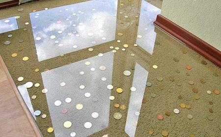 Прозрачный наливной пол.смеси наливные полы состав цементно-песчаные